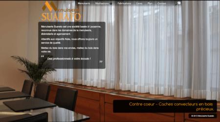 Preview site Suarato.ch